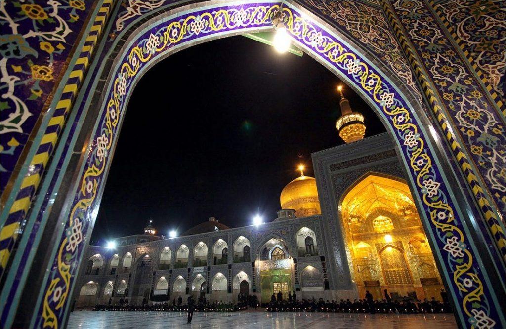Mausoleo del Imam Husein (P)