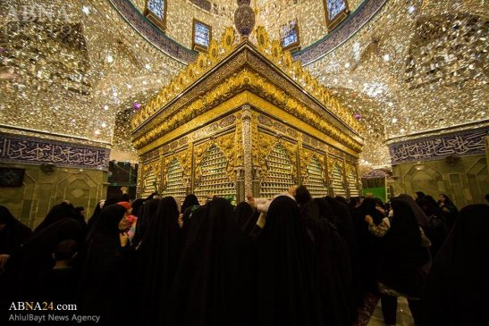 Mausoleo Imam Ali (P)