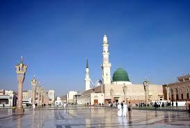 Mezquita del Profeta (PB) en Medina