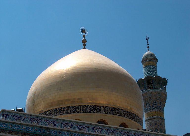 La Mezquita de Sayyida Zeinab en Damasco