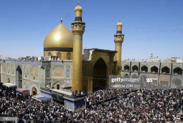 El martirio del Imam Ali (P)