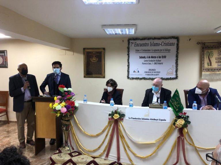 7º Encuentro de Diálogo Islamo-Cristiano en la Fundación Alulbeyt