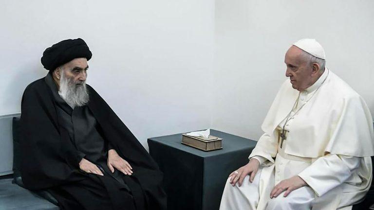 RTVE: Acto sobre la visita del Papa a Iraq en la Fundación Alulbeyt