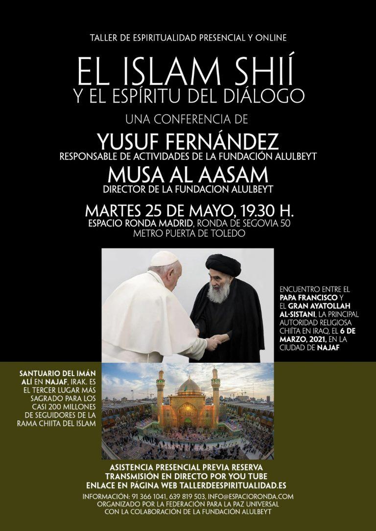 El ISLAM SHÍI Y EL ESPÍRITU DEL DIÁLOGO